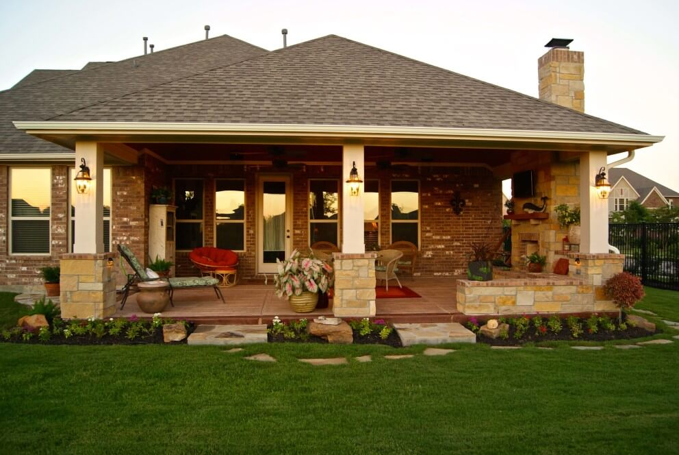 patio cover Sugar Land