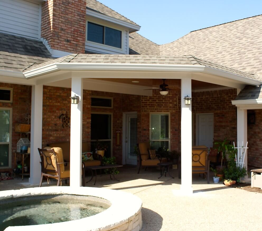 Colleyville patio