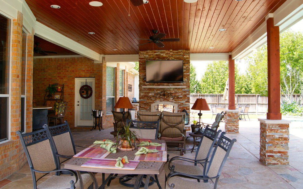 Patio Cover & Ceiling