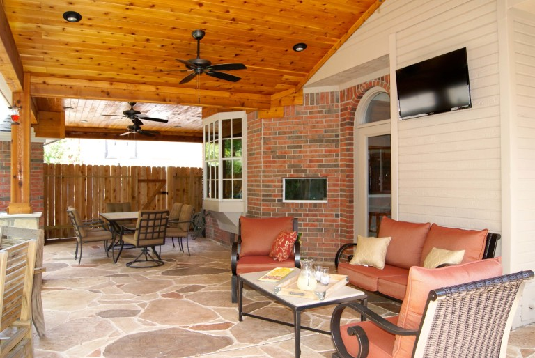 Patio Covers Houston, Dallas, Pergolas, Patio Design, Katy - Texas ...