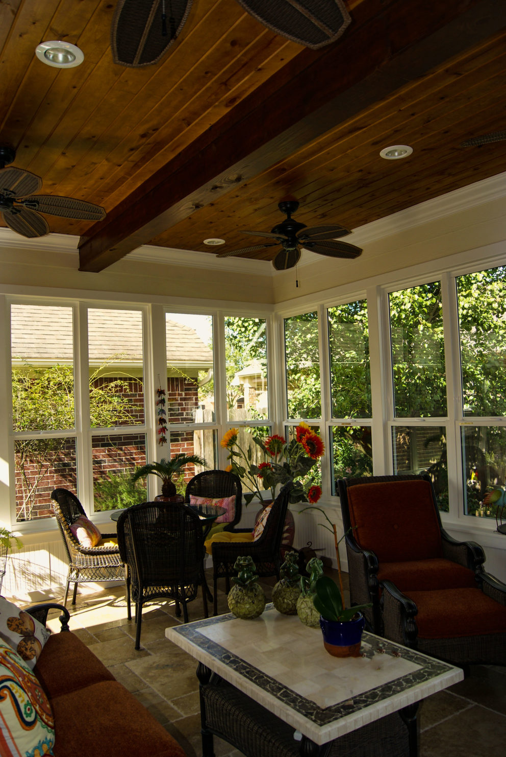 Sun room Cinco Ranch