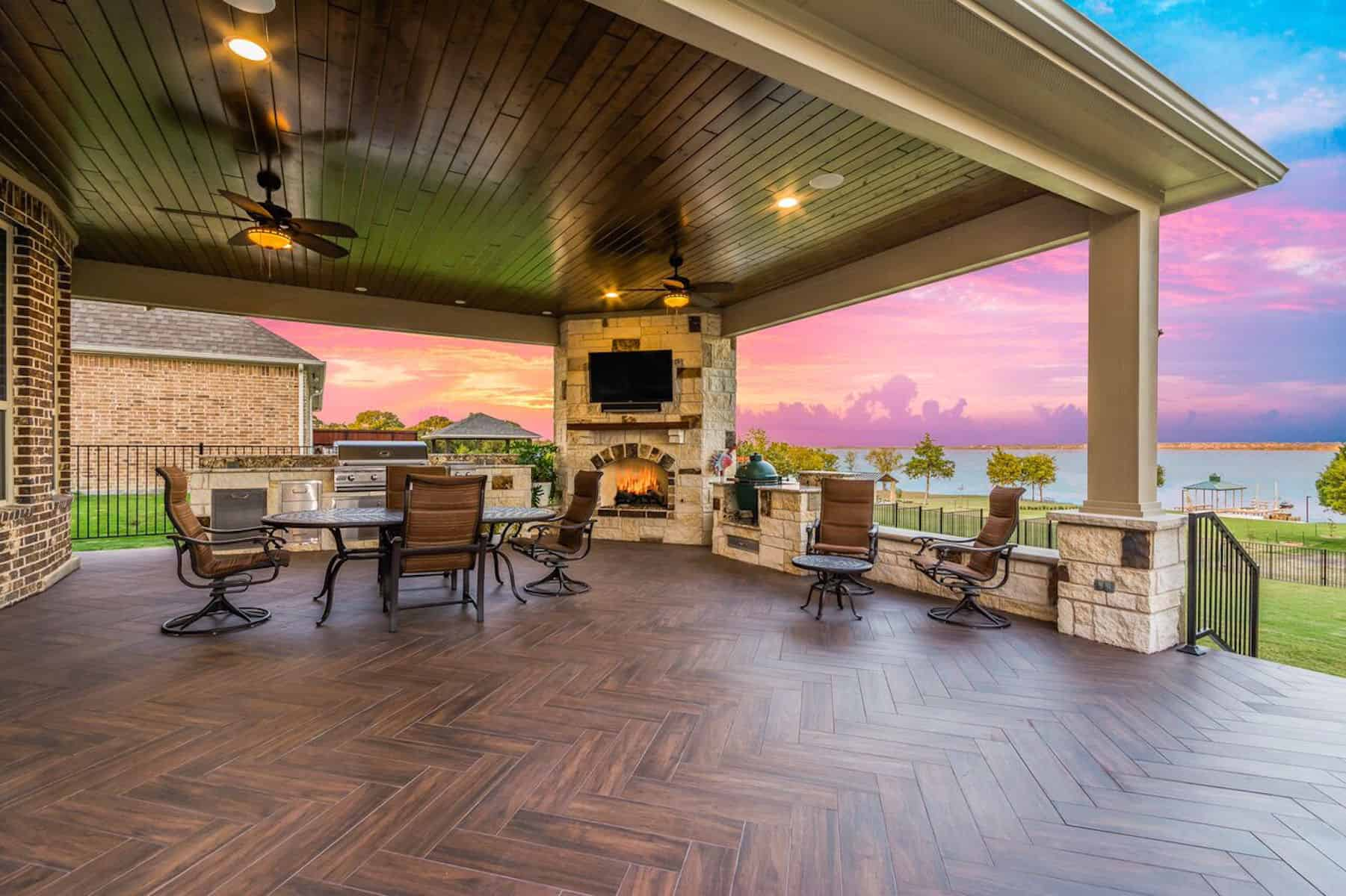 Outdoor Living Blog - Texas Custom Patios on Beautiful Outdoor Living Spaces id=62562